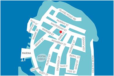 Map Of Australia Port Douglas.Regal Port Douglas Contact Details Location Map