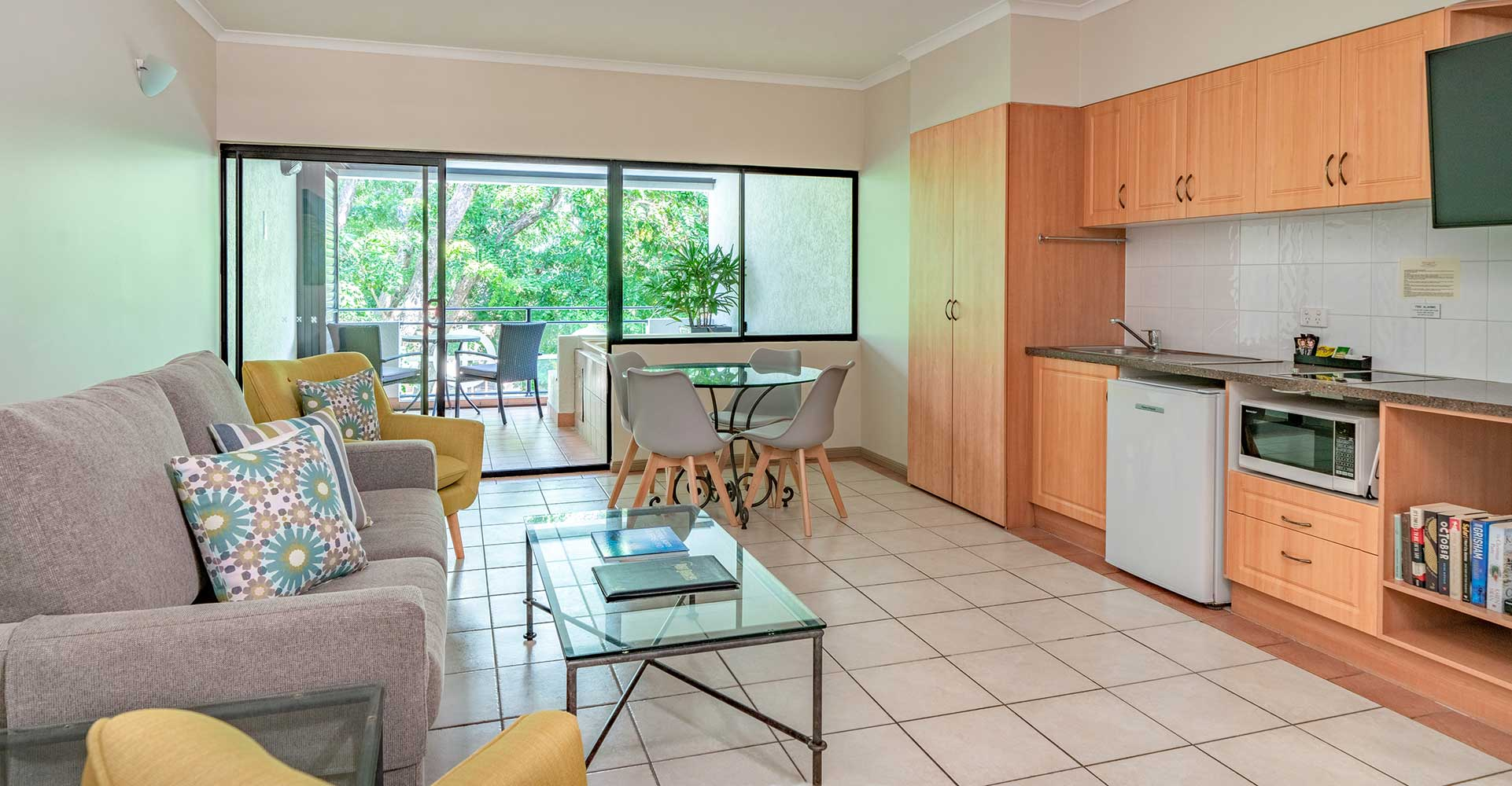 regal port douglas apartment with 2 bedrooms and 2 bathrooms